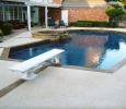 synergy custom pool remodel