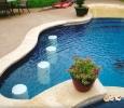 synergy custom pool