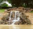 synergy custom waterfall